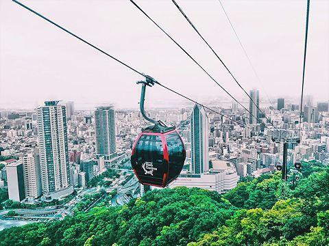 Kobe cable car